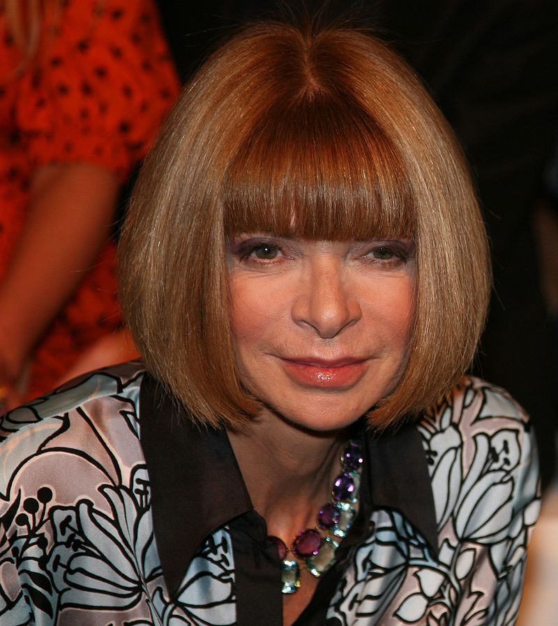 Anna Wintour – Always Keeping It Real